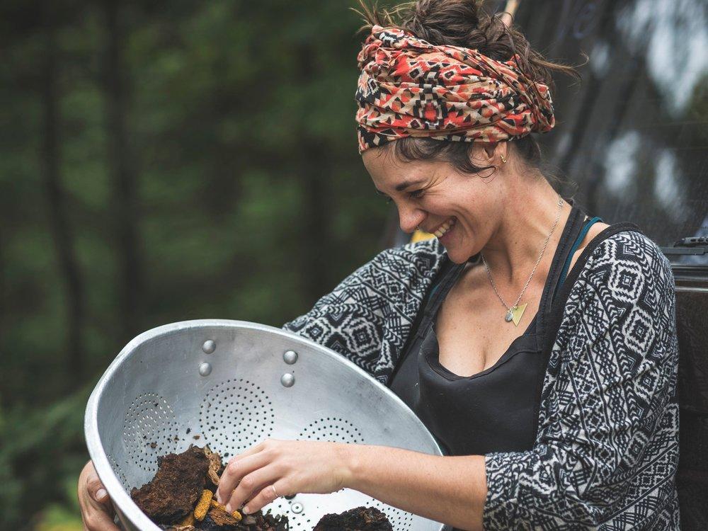 Macha's Cuisine - Meilleure chef vegan au monde & responsable du bedon content