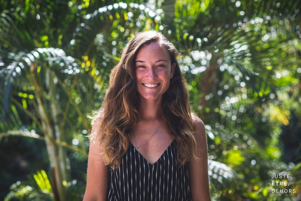 Geneviève  - Créatrice d'expériences, professeure de yoga (RYT 550) & facilitatrice