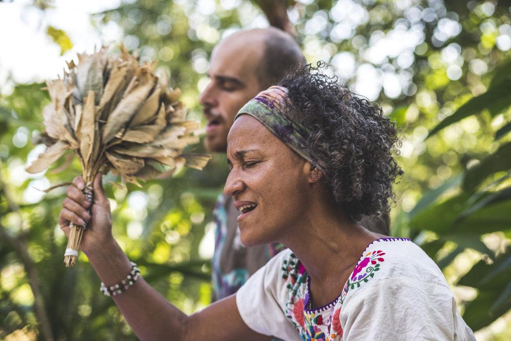 Ananda et Coby  - Nos hôtes, professeurs invités & facilitateurs