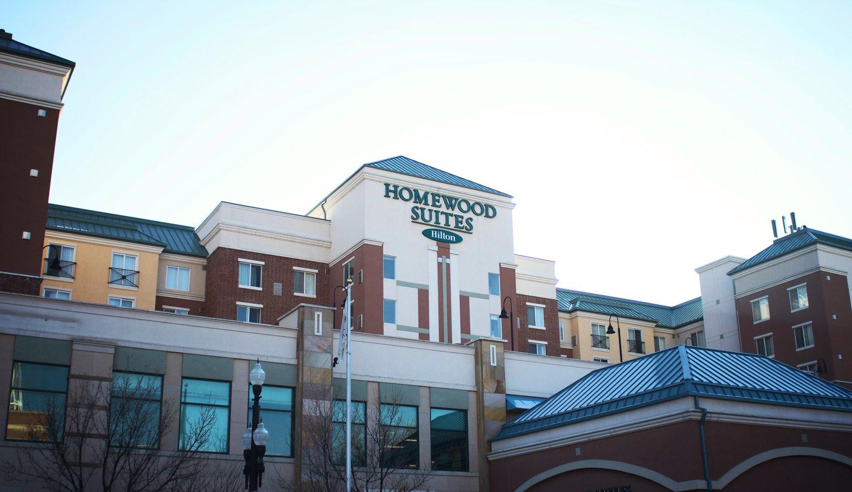 HOMEWOOD SUITES — ENSIGN HOSPITALITY