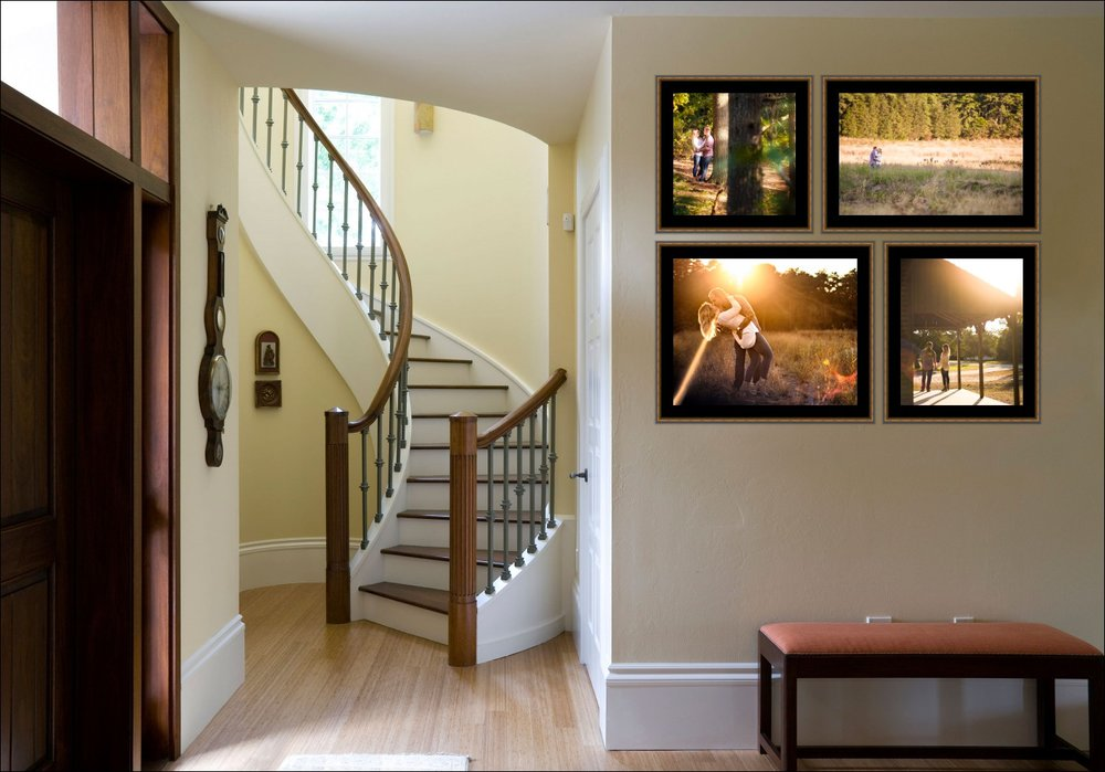 Scroll to see Wall Art Samples -