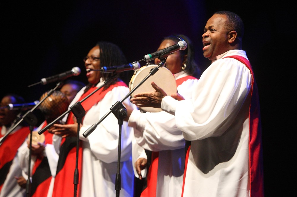 Harlem Gospel Tour on CPE Conference in New York