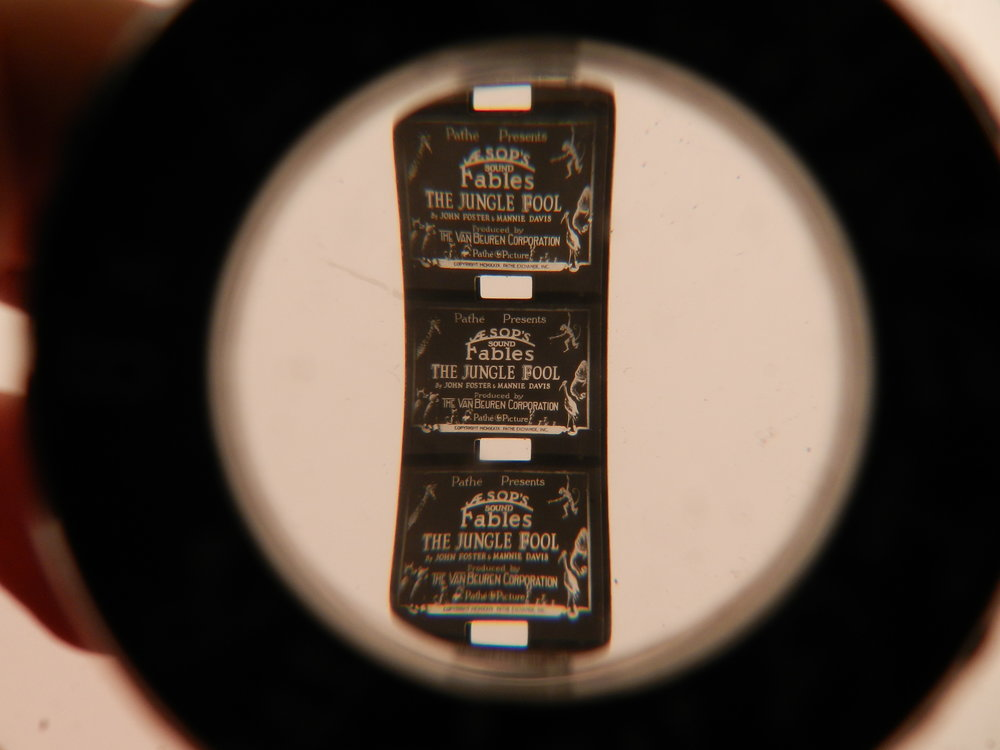 Vitaphone Film