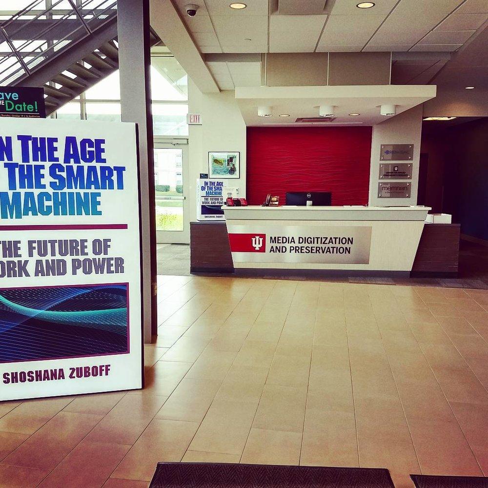 MDPI, Innovation Center Lobby