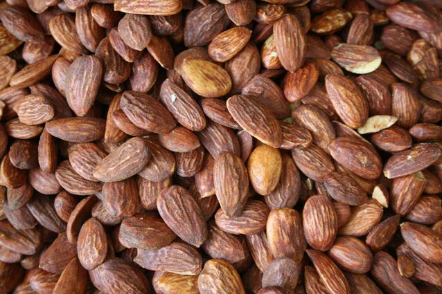 - Almonds