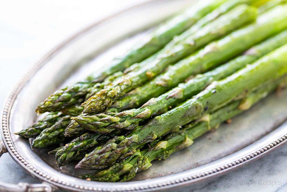 - Asparagus