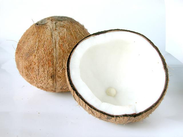 - Coconut
