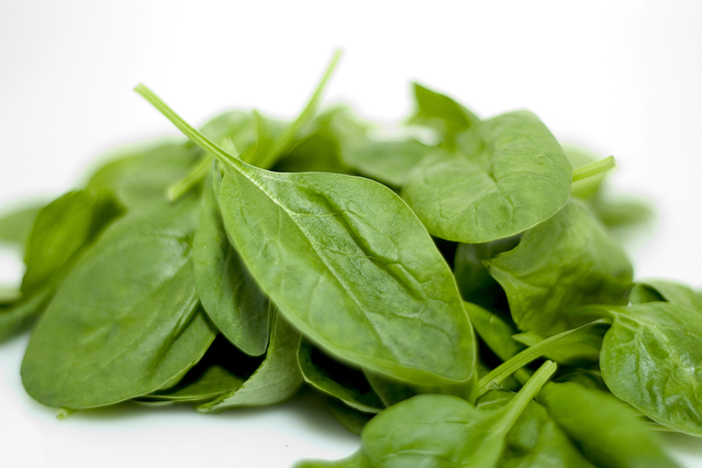 - Spinach