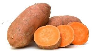 - SWEET POTATOES