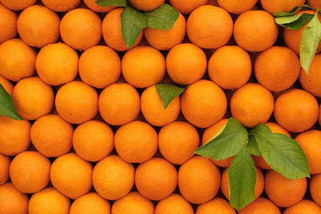 - Orange