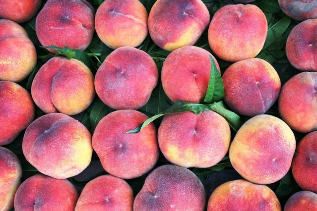 - Peaches