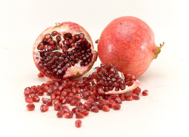 - Pomegranate