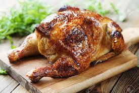 - Free-range poultry