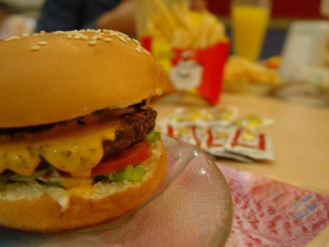 - fast food