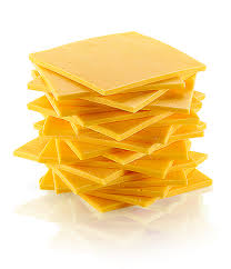 - Processed cheese