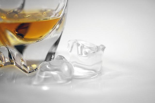 - alcohol