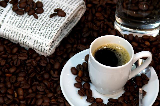 - coffee