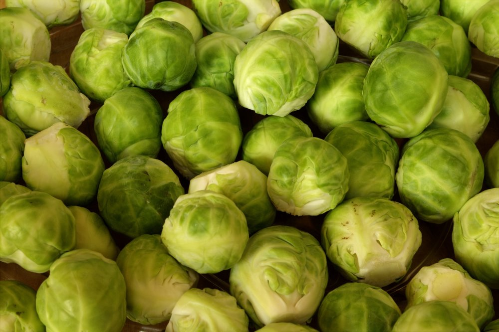 -  Brussel Sprouts
