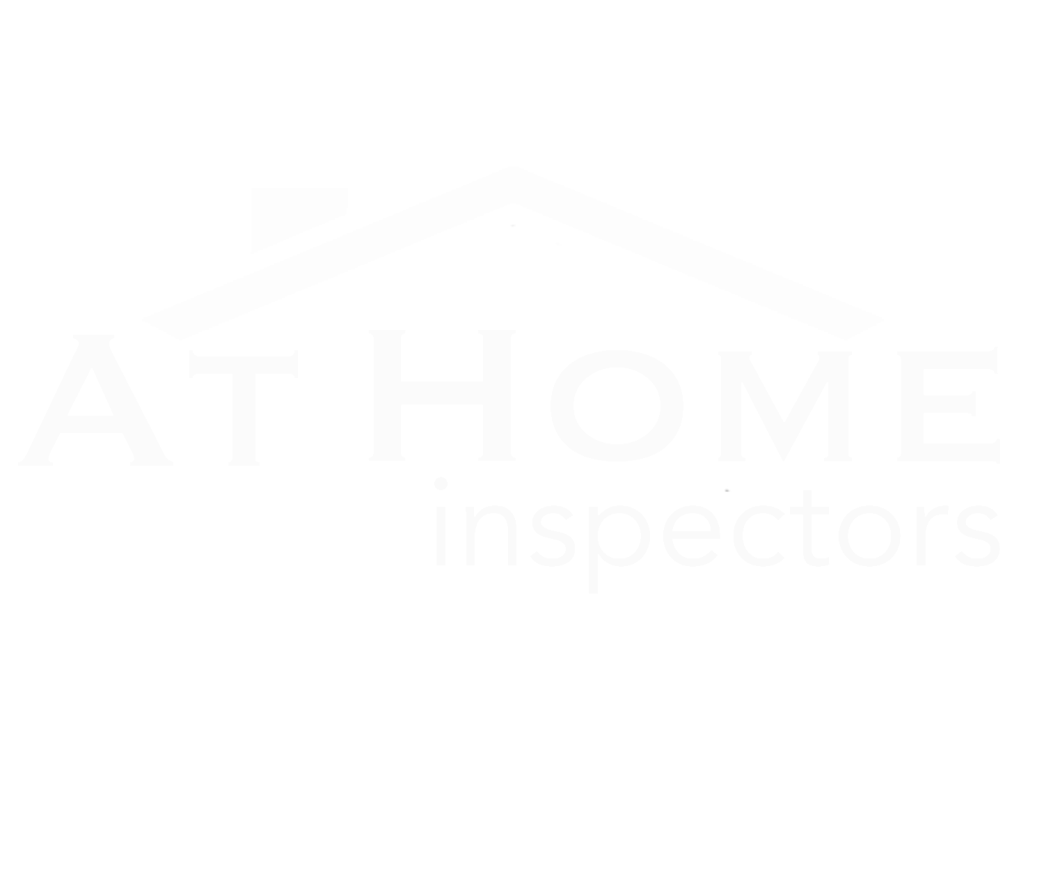 Home Inspector needed? | Chattanooga Area | Give us a try with At Home Inspectors