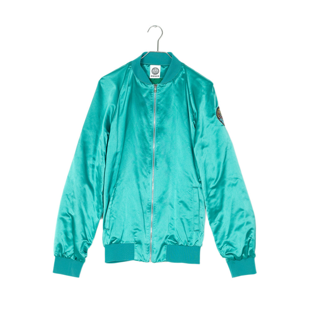 Earth Track Suit Jacket <br>$620