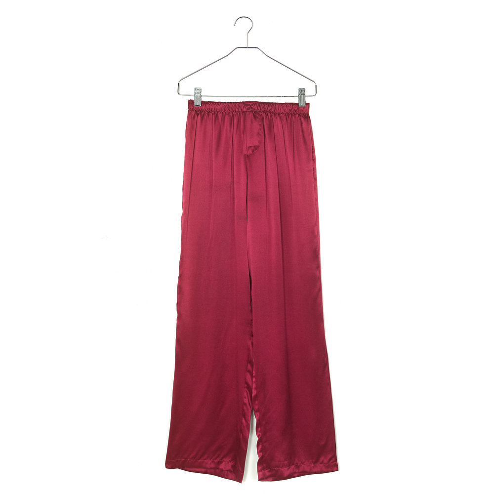 Silk Pajama Day Wear Pant<br>$280