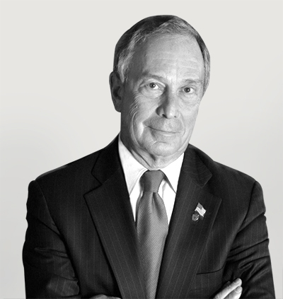 Michael Bloomberg - U.N. Secretary General's Special Envoy for Cities and Climate Change,