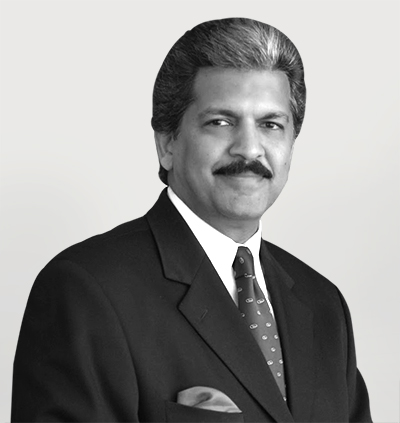 Anand Mahindra - Chair of the Mahindra Group