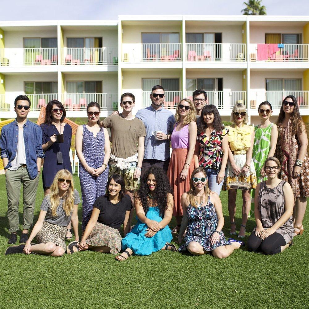 Palm Springs Mod Squad