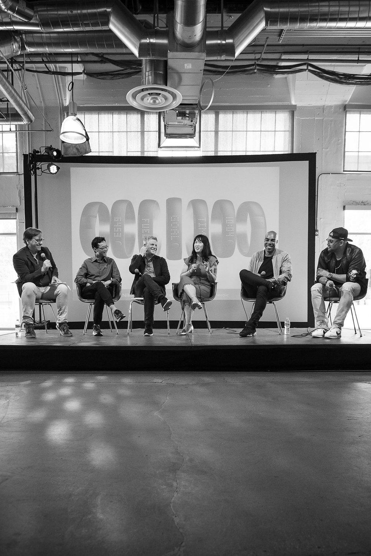LAX >< DET Panel Conversation at ROW DTLA