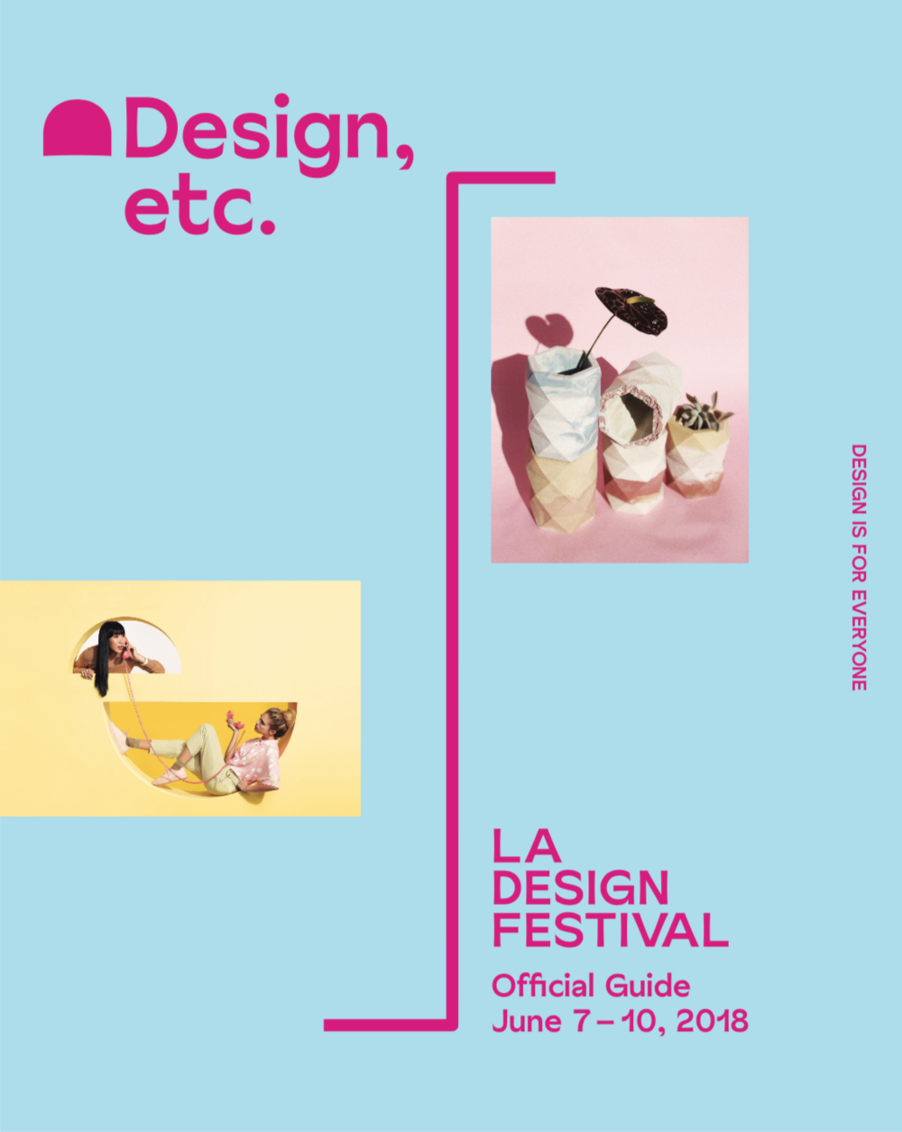 Design, etc. Magazine    - The LA Design Festival Magazine
