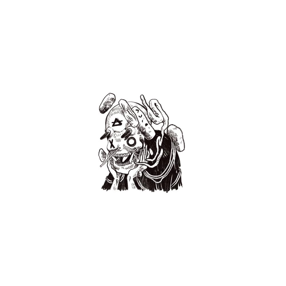 Skull Guy / Sunrise
