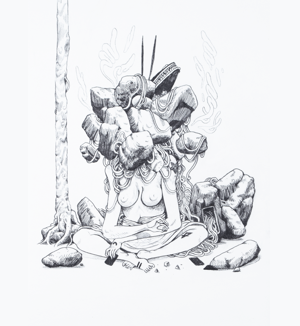 Meditate (Curse)