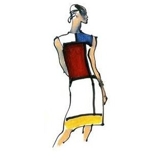 Yves Saint Laurent's 1965 interpretation of a work by Mondrian (6).jpg