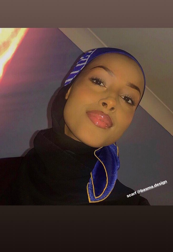 Shahira Yusuf wearing Azurite Blue.jpg