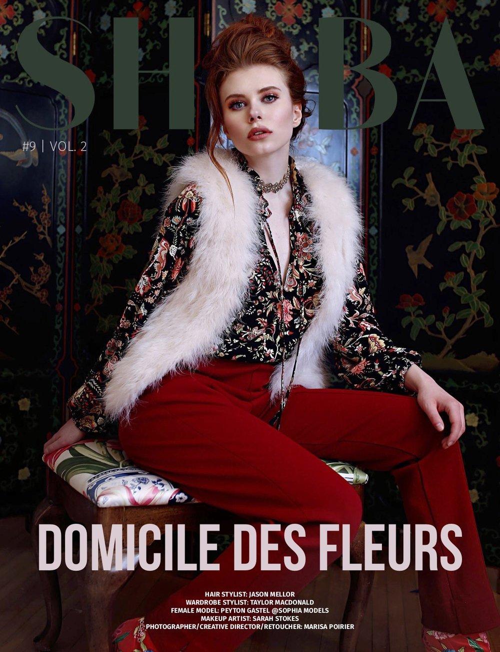 Shuba Magazine<br>#9 Vol 2