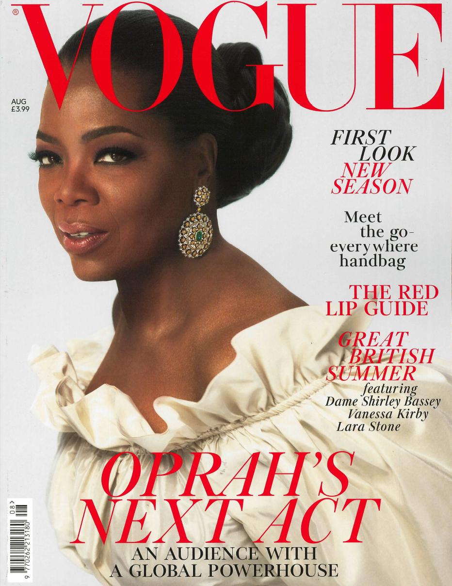Vogue<br>08/2018