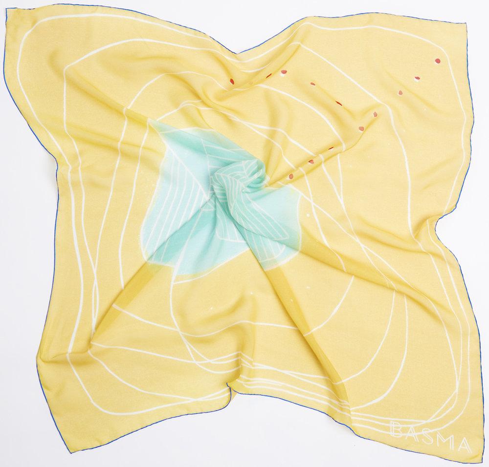Copy of Silk Scarf