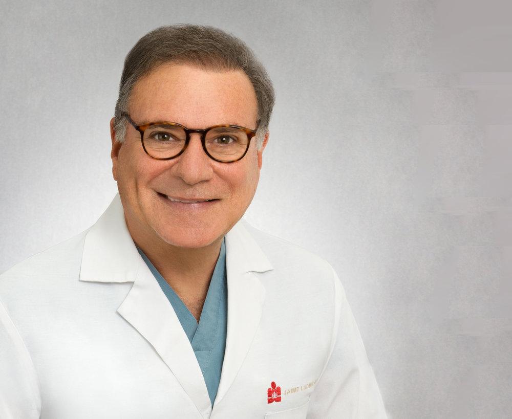 Dr. Jaime Ludmir, MD - 自1980年以來,Dr. Jaime Ludmir M.D.致力於為患有不同婦科病症的患者提供出色的護理服務。 於國立聖馬爾科斯大學畢業後,Dr. Ludmir曾在紐約布魯克林的Maimonides醫院工作。其後Dr. Ludmir在加州聖塔安娜社區中看到了發展的機會。1982年,他取得婦產科董事會認證,Dr. Ludmir 多年的醫療經驗及對其專業的深厚熱情使他成為眾人依靠及信賴的醫生。