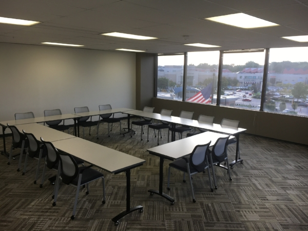 Large Meeting Rooms Available