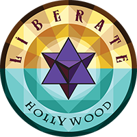 LIBERATE HOLLYWOOD 6365 Selma Avenue Los Angeles, CA 90028  Open 7 Days a Week 10AM - 7PM  See  Calendar  for classes and special events.
