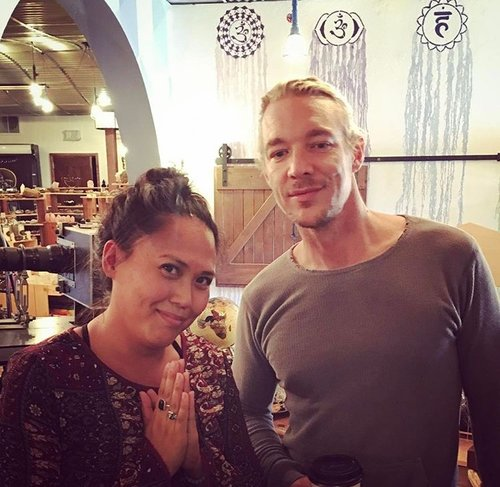 Drea and Diplo