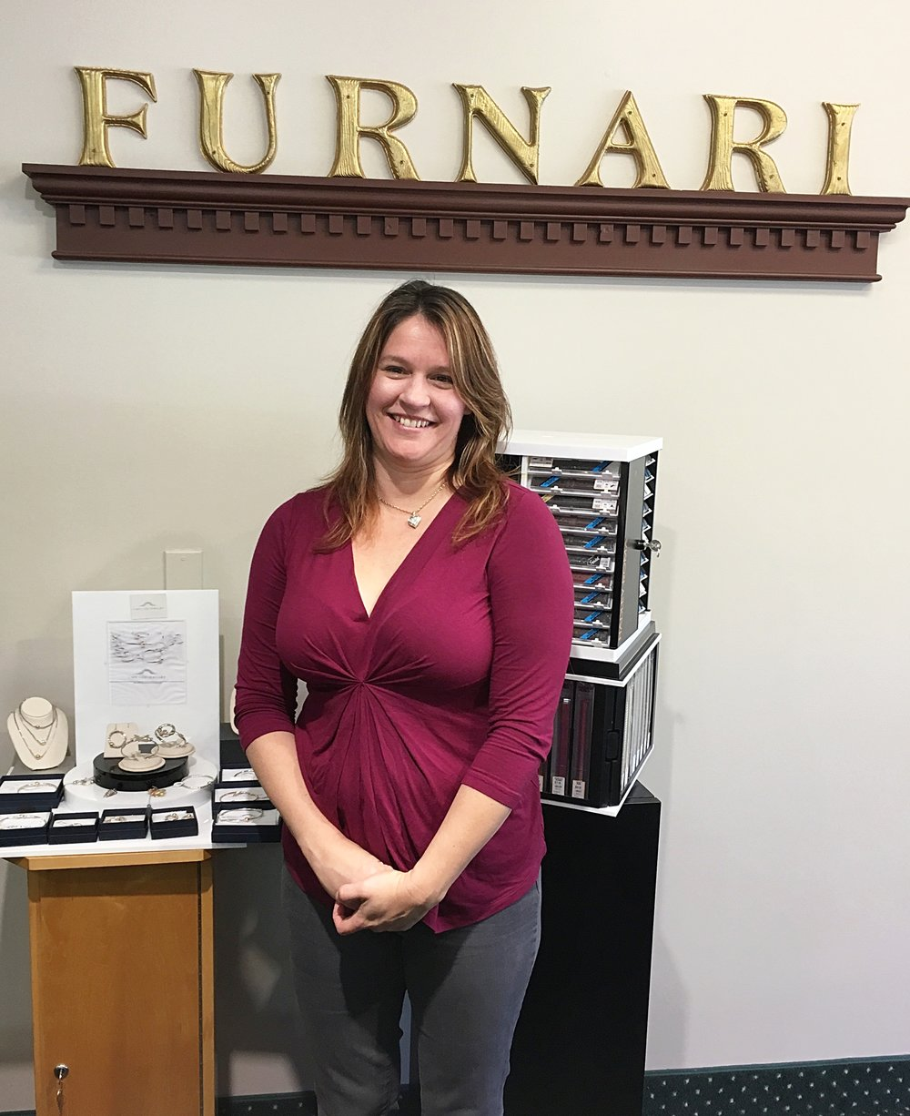 Brenda - Brendajoined the Furnari Team in 2013. She has been working in the jewelry industry for over 25 years.