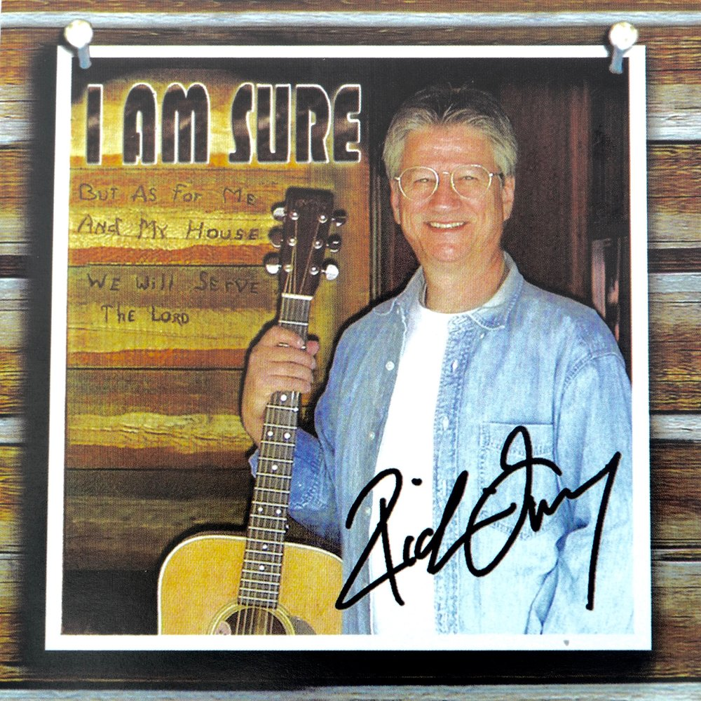 I Am Sure Cover CD.jpg