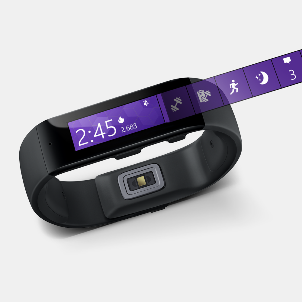 Microsoft Band - Design Lead2012 - 2014