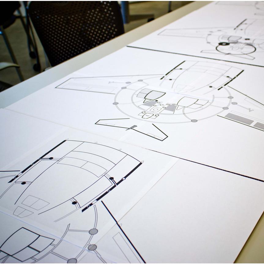 Rapid Paper Video Prototype Preparation