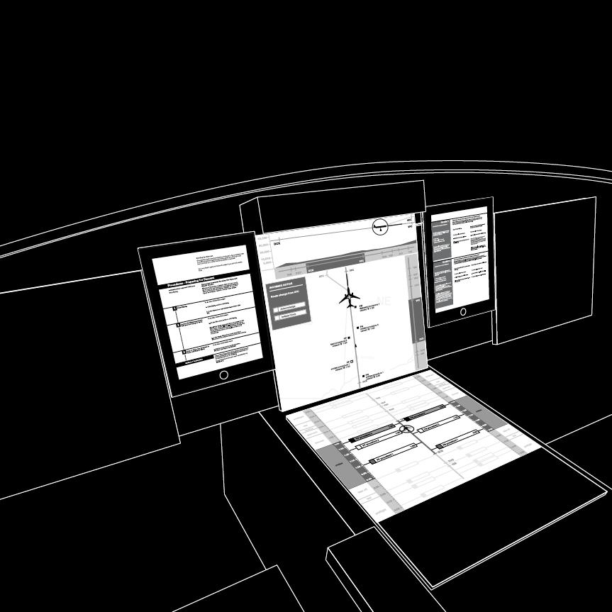 Digital Wireframes in Space