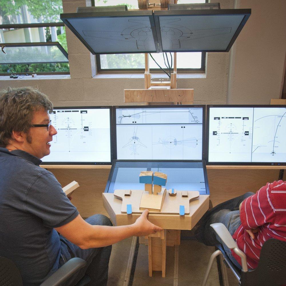 Video Prototype in situ