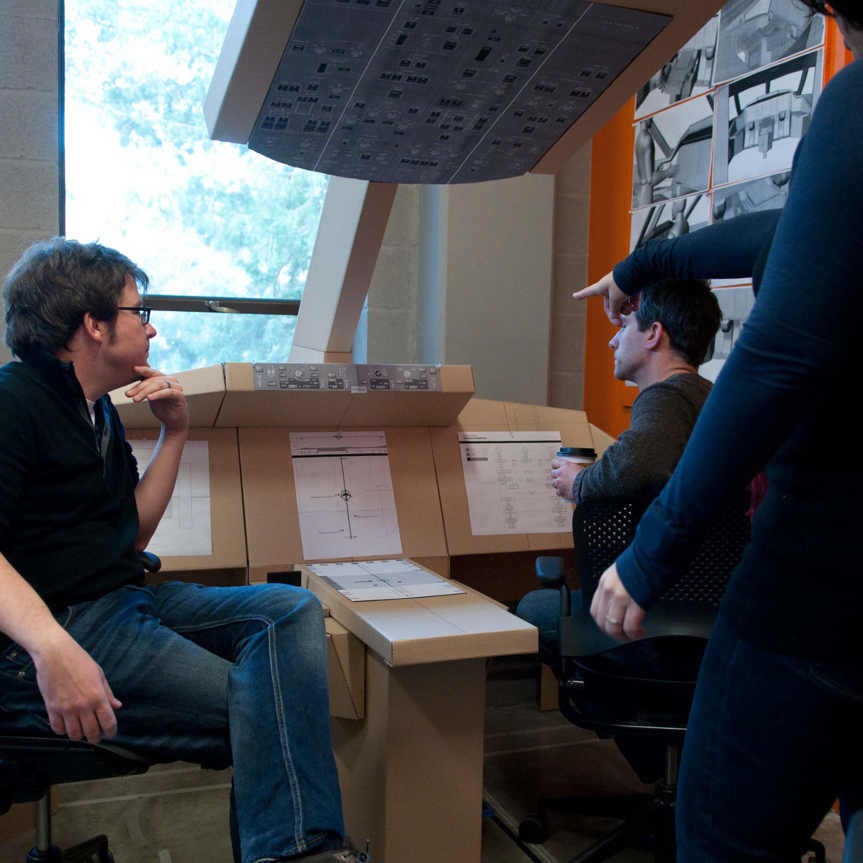 Physical Models as Conversation Facilitators