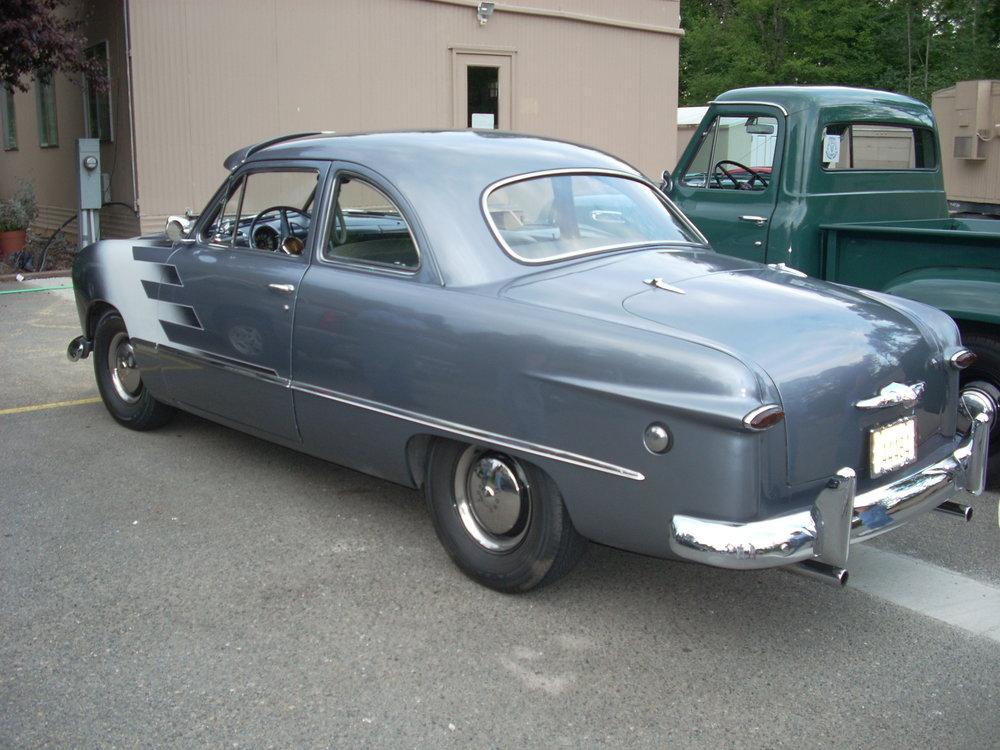 Chris Cayton - 1949 2-Door Coupe