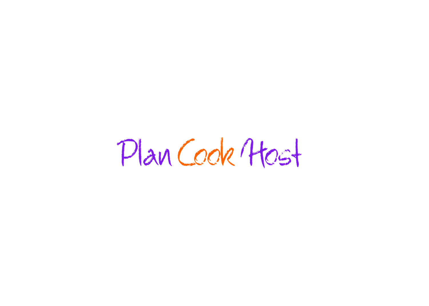 Plan + Cook + Host